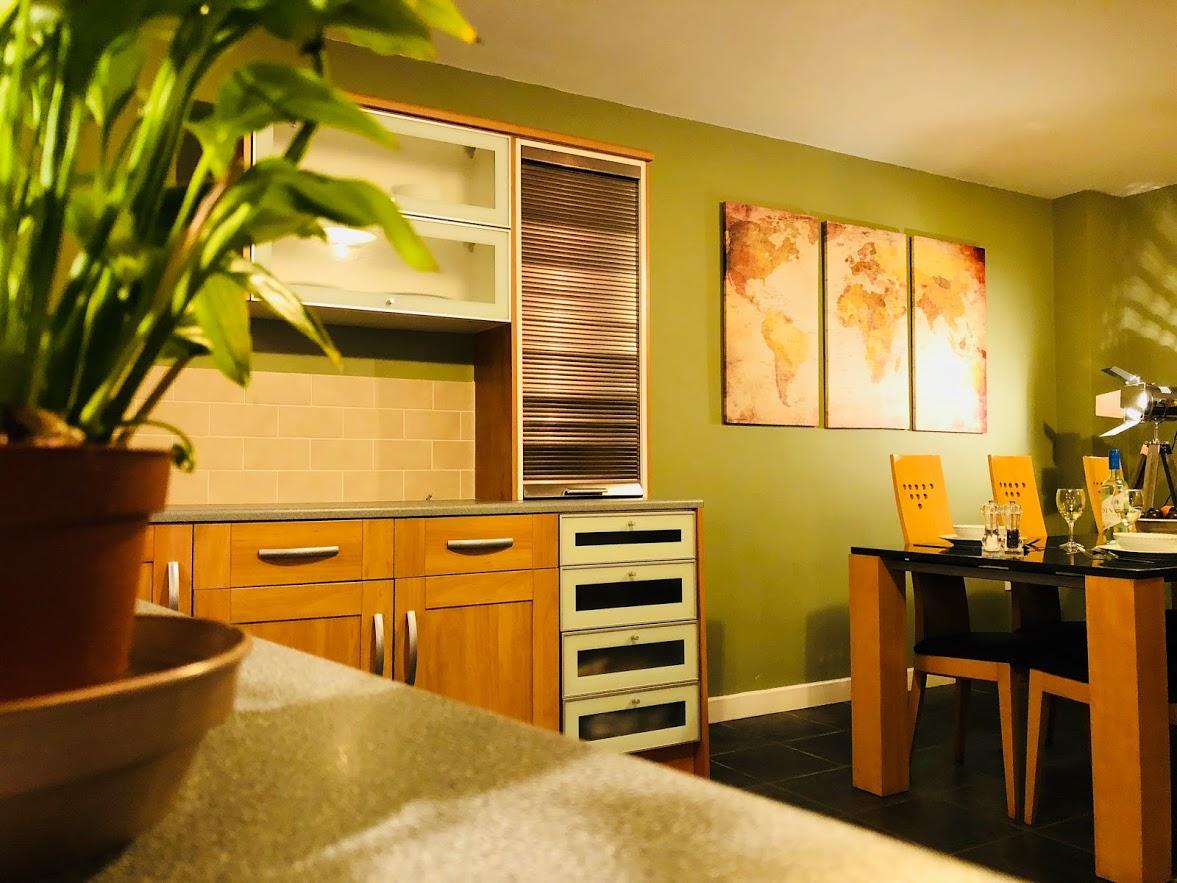 Madame Pinto Kitchen Design