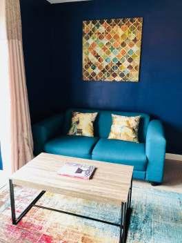 Medame Pinto Living Room Design