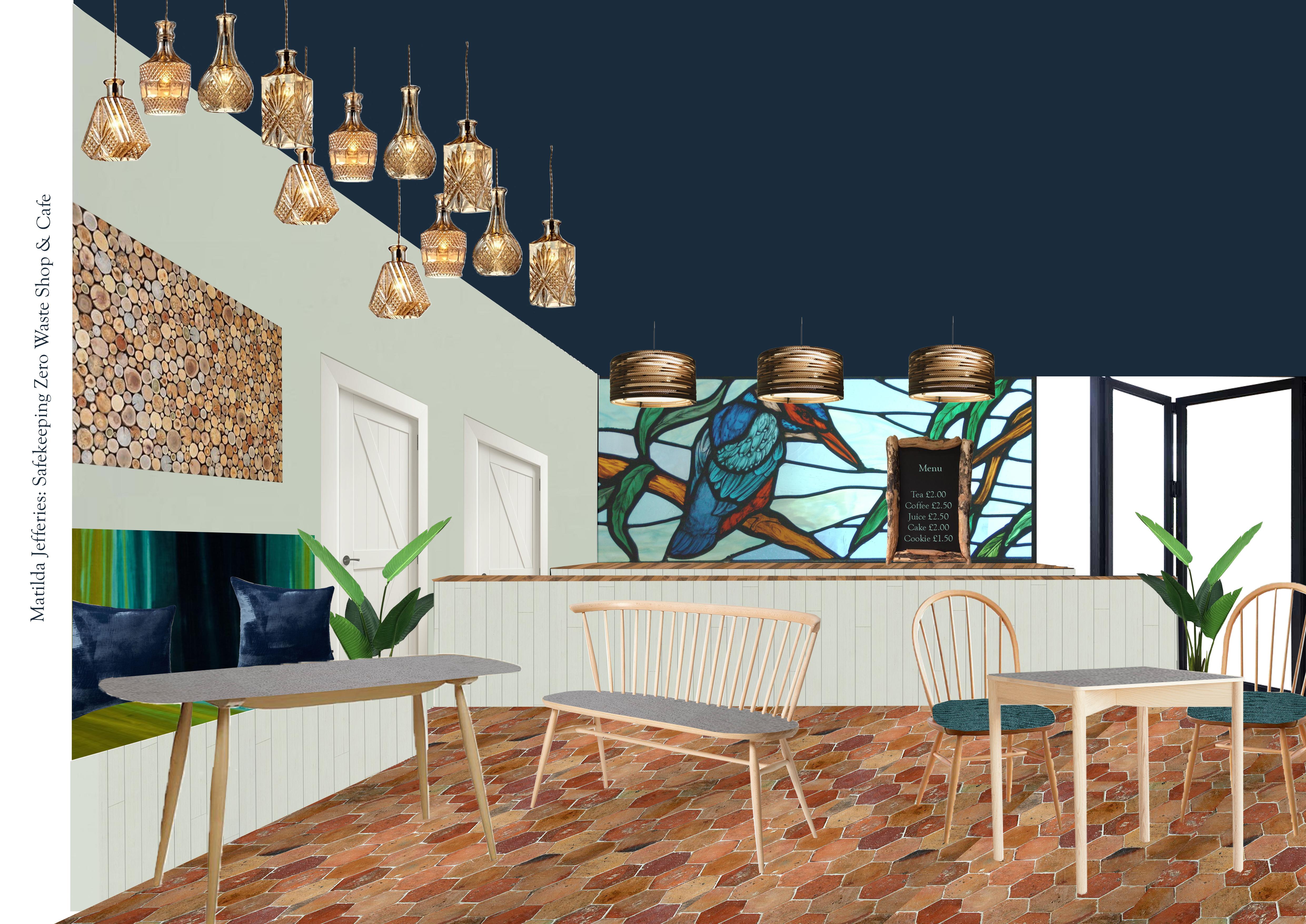 Matilda Jefferies Interior Visual